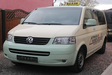 VW T5 Caravelle Taxi